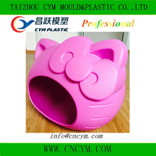 High quality Hot Sale plastic Kitty Cat pet kennel