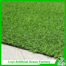 2015 Decoration landscaping grass indoor sport synthetic grass with mat