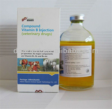 Vitamin B complex injection weight gain injection Veterinary use