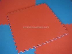 Sports equipment eco-friendly portable badminton anti-slip floor mats