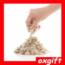 OXGIFT chritmas gift, Amazing No-mess Indoor Kinetic Play Sand,Mess Free Play Sand