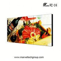 Narrow bezel alibaba china ultra narrow bezel lcd video wall tv