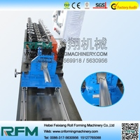 c z Design Purlin Rollform Machin Channel Machine