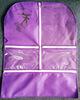 pvc clear dance garment bag