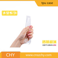 Most popular high quality Transparent soft tpu mobile phone case for samsung galaxy note 3 neo