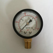 Y50mm Bottom connection General Pressure Gauge
