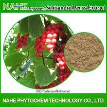 2015 Best selling hepatitis and protect liver fructus schisandra, Schisandra berry extract, Schisandra extract