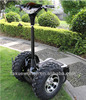 Four air wheels electrical stand up ,used in all terrains golf vehicle