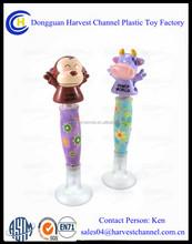 cartoon polymer clay ball pen custom promotional pen