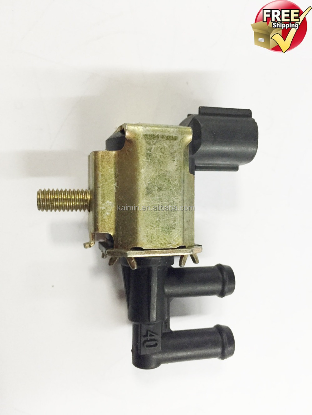 Клапан электромагнитный вакуумный