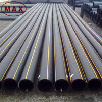 ISO9001 water/mine/gas supply pe pipe, polyethylene natural gas pipe