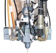 High quality pu micro injection molding machine