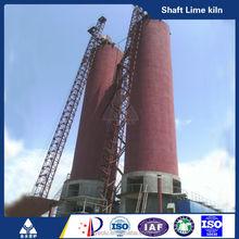 Coke or anthracite burning sample testing vertical shaft lime kiln