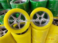 plastic wheels 7 inch