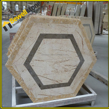 Simple Water Jet Marble Pattern For Floor