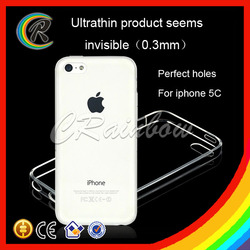 Factory Price fancy cover for iphone 5c tpu case
