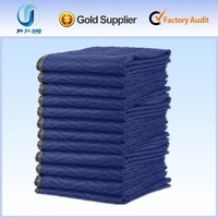 """""""W"""" quilted multi-pupose Protective Terylene Material Furniture Moving Pads to protect the value items"""