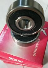 Rear Wheel Bearings 6301 2RS Deep Groove Ball Bearings