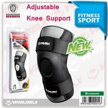 Winmax Brand Hot Selling Waterproof Adjustable Knee Support/Neoprene Knee Brace