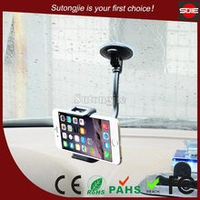 Hot product telescopic folding chair mobile phone holder