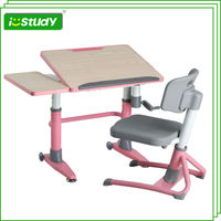 Professional kids reading table and chairs