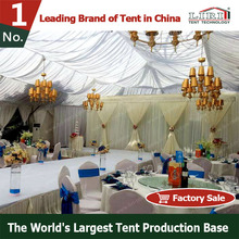 Wedding Decoration Tent With Lining and Curtain
