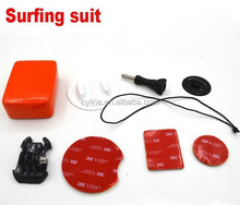 High quality with storage bag Go Pro accessories Water sports surfing diving mouth mount hot sale OEM/ODM factory direct sale