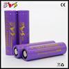 UL CE certificated grade Arechargable battery 186503.7v 18650 li ion battery li-ion icr 18650 battery