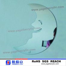 factory wholesale acrylic centerpiece mirror