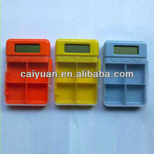 SMART 4 INNER COMPARTMENT 3 DIFFERENT ALARM SOUNDS ELECTRONIC BOX TIMER
