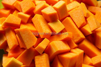 supply IQF Frozen Pumpkin Diced for sale