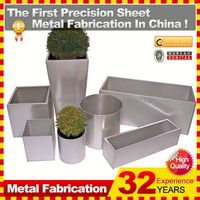 2014 new fashionable hot sale customzied foam flower pot with 32 years experience