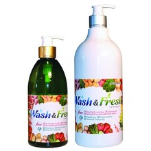 Wash & Fresh (100% Nature Made) Unique Health Product / Protect your Family against Food safety / Beyond Organic Foods