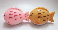 Fishing game toys,bath toys fish,rubber fishing toy for children