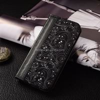 cell phone custom factory Leather Phone Case,Mobile Purse Case For iphone 6s Wallet Case,For iphone 6s cell phone leather case