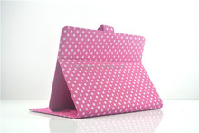 hot sale different size flip tablet covers consice case for ipad air