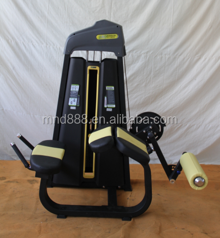 2015 new F01prone leg curl/commercial gym fitness equipment