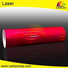Carlas chrome and gold finish towel bar red chrome car vinyl wrap