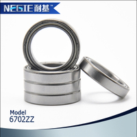China supplier Cixi Negie manufacturer high speed precision performance 6702rs