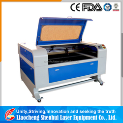 China supplier 90W/100W/130W CO2 cnc laser cutter machine / Laser cutter