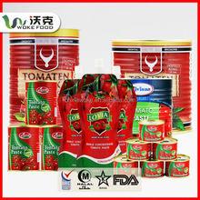 All Kinds of Bulk Tomato Paste/Tomato Paste Factory/Manufacture/Exporter