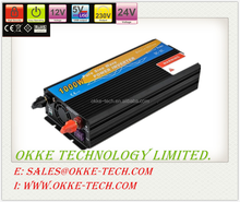 Pure Sine Wave/Solar Power Inverters with 1,000W Output Power -OKKE POWER