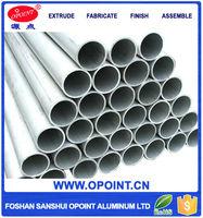 1060, 3003, 6061, 6060, 6063 T6 Extruded Round anodized Tube Aluminum Price