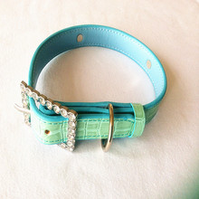Wholesale High Quality Cheap Durable Leather Dog Collar