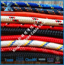 CHNMAX PLUS high-end polyethylene double braided marine/industrial rope