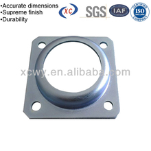 Sheet metal forming stamping part