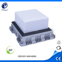 5W very led small night light,RGB Led Point Light
