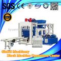 Hidráulico qt6-15 máquinas de bloques del sur de áfrica