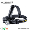 Compact Size-Durable NiteFighter DELTA 310 LED Headlamp Flashlight