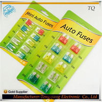 Recognized China Wholesale Mini Blade Car Auto Fuse